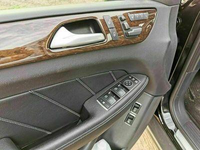gebraucht Mercedes GL350 BLUETEC 4 MATIC X166 (7- Sitze)