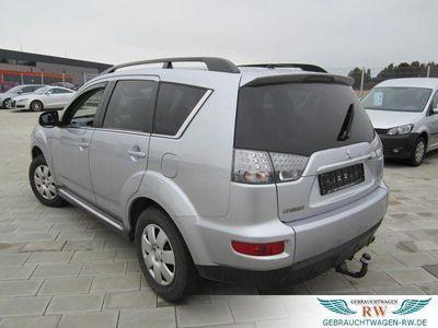 gebraucht Mitsubishi Outlander XTRA 4WD AUTOMATIK+T LEDER+XENON