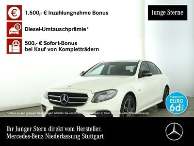 gebraucht Mercedes E300 AMG Multibeam COMAND SHD Night Kamera PTS