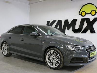 gebraucht Audi A3 2.0 TDI S tronic S line sport +LED +Navi +Virtual Cockpit +Erste Hand