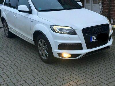 gebraucht Audi Q7 4.2 TDI DPF quattro tiptronic als SUV/Geländewagen/Pickup in Dahmker