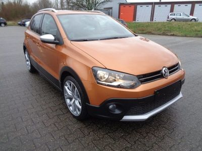 gebraucht VW Polo Cross V 1,2 TSI BMT/SCHECKHEFT/1.Hand/DSG