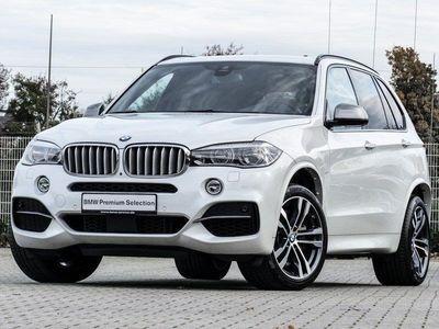 gebraucht BMW X5 M50d Sportpaket Head-Up Navi Prof. LED PDC