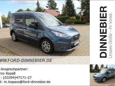 gebraucht Ford Tourneo Connect TREND 205L1 KURZ 1.0EB *PDC-hi*Sitzheizung*