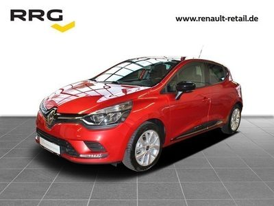 gebraucht Renault Clio IV IV TCe 75 Limited Deluxe Navi