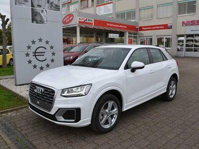 gebraucht Audi Q2 30 TDI sport *LED/SHZ/PDC/Apple Car-Play*
