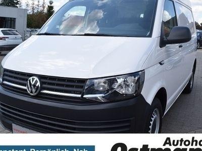 gebraucht VW T6 2.0 TDI Kasten Mittelhochdach AHK*KLIMA