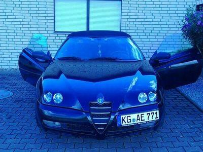 gebraucht Alfa Romeo Spider 2.0 JTS Medio