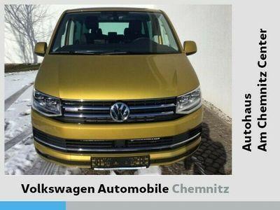 gebraucht VW Multivan T6Comfortline 2.0TDI 4Mot. Comfortl. Navi DAB PDC