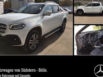 gebraucht Mercedes X250 PROGRESSIVE EDITION 4M COMA+LED+KLIMA+360°