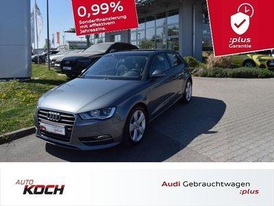 """gebraucht Audi A3 Ambition 1.6 TDI Ambition, Navigation, Panoramadach, LM 17"""", SH, PDC Plus"""