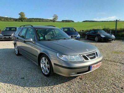 gebraucht Saab 9-5 2.3t 136kW Vector Sport-Kombi ATM bei 105tkm
