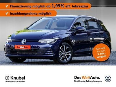gebraucht VW Golf VIII 1.5 TSI United IQ.LIGHT/Harman Kardon/NAVI/Dig.Cockpit