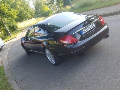 gebraucht Mercedes CL600 Gepflegtes Fahrzeug servic voll