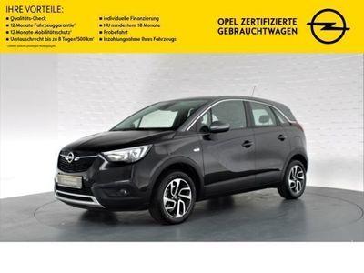 gebraucht Opel Crossland X 1.2 Innovation AT, Alufelgen, Freispr., Parkpilot