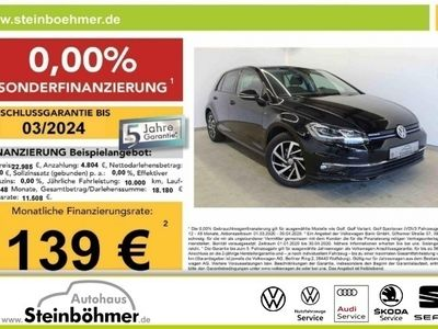 gebraucht VW Golf JOIN 1.5TSI DSG Navi LED AID Standhzg ACC