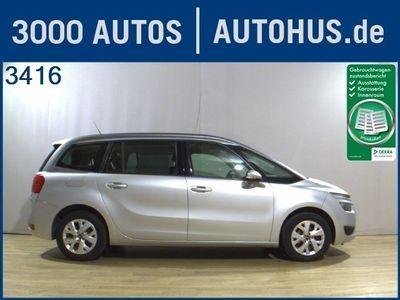 gebraucht Citroën Grand C4 Picasso 1.6 BlueHDI 7-Sitze Navi Pano