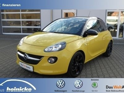 gebraucht Opel Adam Slam ecoFlex 1.4 Black-Paket RADIO KLIMA GRA u.v.m.