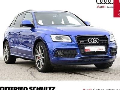 gebraucht Audi SQ5 3.0TDI quatt. tiptronic XEN NAV PDC VO+HI KEYL