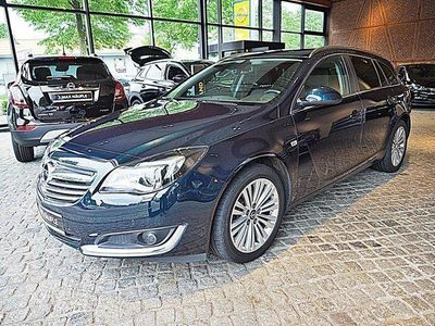 gebraucht Opel Insignia ST Innovation 4x4 +AHK+Navi+Sitzhz+EKlappe+