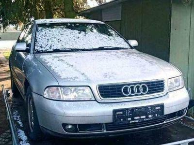 gebraucht Audi A4 b5 2.5 TDI Automatik als Limousine in Buchholz (Steinhöfel)