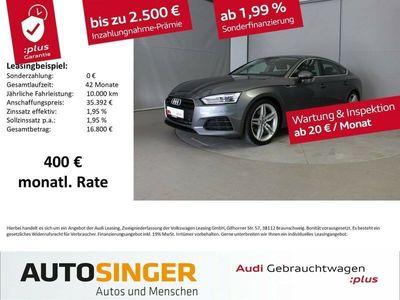gebraucht Audi A5 Sportback 40 TFSI 140 kW (190 PS) S tronic