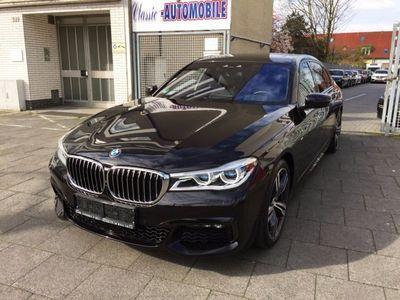 gebraucht BMW 740L d xDrive M Sportpaket/Panora-Sky/NP 162.042€