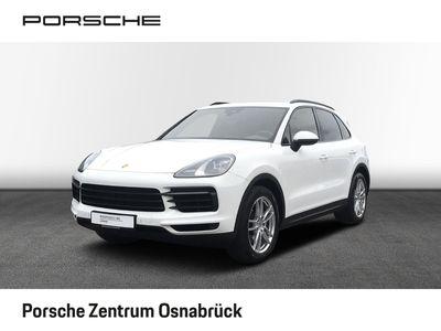 gebraucht Porsche Cayenne Panormama Schiebedach Privacy SHZ vo+hi
