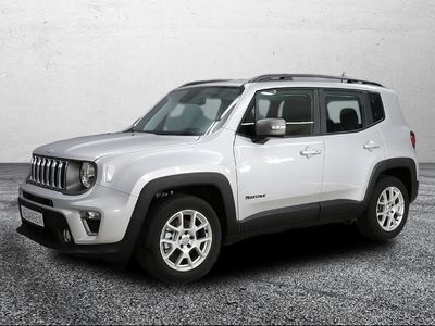 gebraucht Jeep Renegade Limited 1,3 DSGUconnect