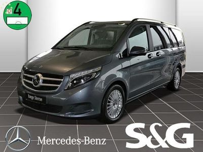 gebraucht Mercedes V250 d EDITION Lang