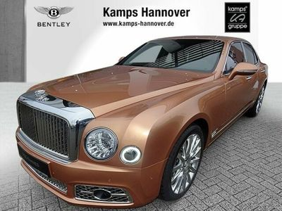 gebraucht Bentley Mulsanne + Special Color Amber +