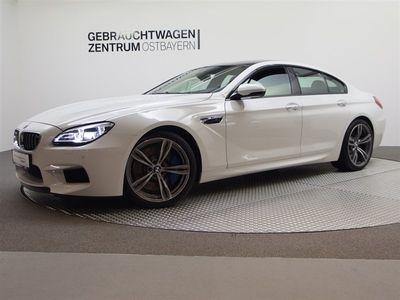 gebraucht BMW M6 Gran Coupe HiFi h/k+RFK+SoftClose+Keyless++