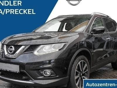 gebraucht Nissan X-Trail Tekna 1.6 dCi Xtronic /LED/Navi/Leder