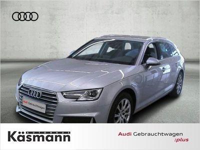 gebraucht Audi A4 Avant 35 TFSI sport XENON+NAVI+AHK+GRA+PDC