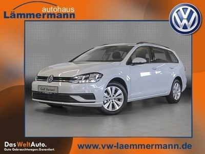 used VW Golf Variant Trendline BlueMotion Technology