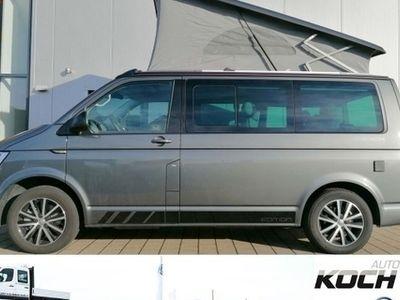 gebraucht VW California T6Beach 4Motion Edition LED AHK(EURO 6d-TEMP)