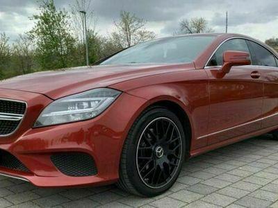 gebraucht Mercedes CLS220 9G