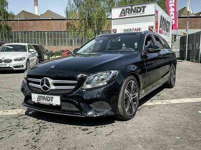 gebraucht Mercedes C220 d T Avantgarde Exclusive Pano Comand Burme