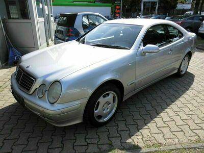 gebraucht Mercedes CLK200 Coupe K, Automatik, Klima, 2.Hand