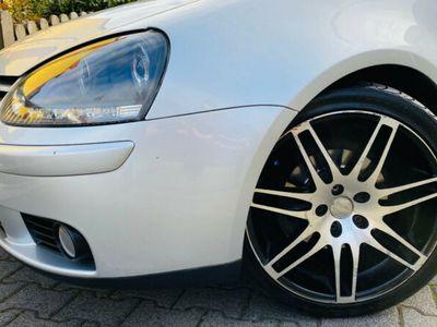 gebraucht VW Golf V R32 Heck 18 Zoll