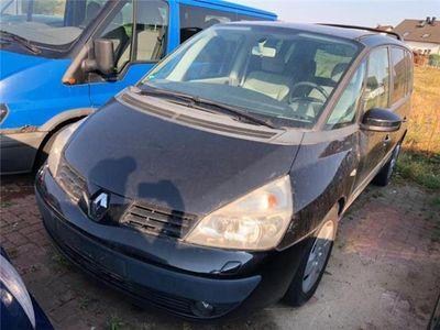 gebraucht Renault Espace Expression IV (JKO)*Klima*Sitzheizung*AHK*Xenon*