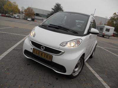 gebraucht Smart ForTwo Electric Drive coupe Inkl.BATTERIE,1-HAND,Tüv