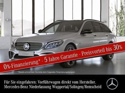 gebraucht Mercedes C300 T AMG Stdhzg Pano COMAND Rekup. Bremsyst.