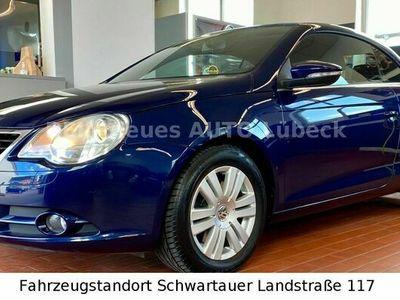 gebraucht VW Eos 2.0 TDI DSG Automatik*Klima*Scheckheft*