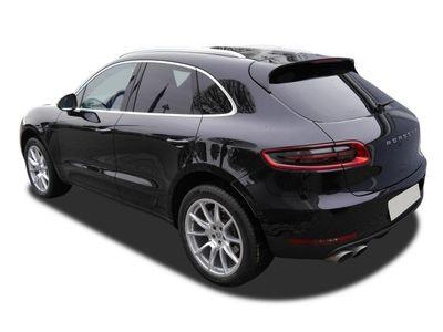 gebraucht Porsche Macan 3.0 Diesel