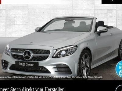 gebraucht Mercedes C200 Cab. AMG Multibeam COMAND Airscarf Kamera 9G