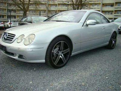 gebraucht Mercedes CL500 Coupe Voll !!!