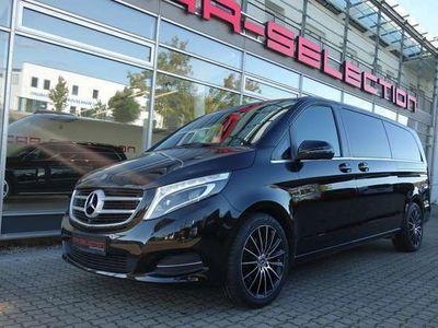 "gebraucht Mercedes V250 CDI Avantgarde extralang 3xeTÜR/STDHZG/19"""