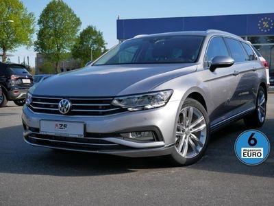 gebraucht VW Passat Variant Elegance 2.0 l TDI SCR 140 kW