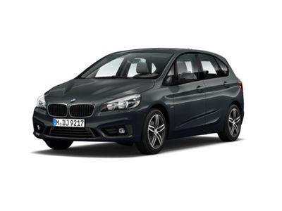 gebraucht BMW 220 Active Tourer 2er d Sport Line